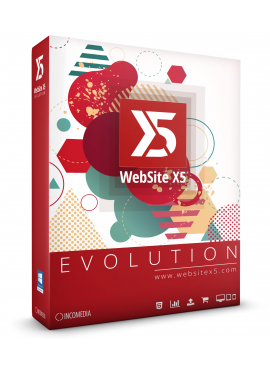 Website X5 Evolution met Update Protection