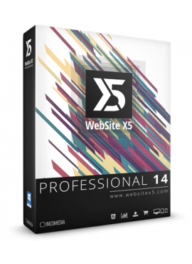 Website X5 Professional 14