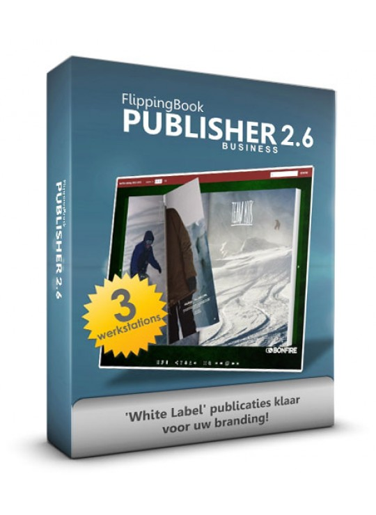 Flippingbook Online Publisher Business